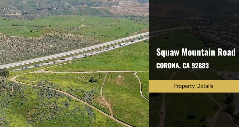 Squaw Mountain Road Corona, CA 92883